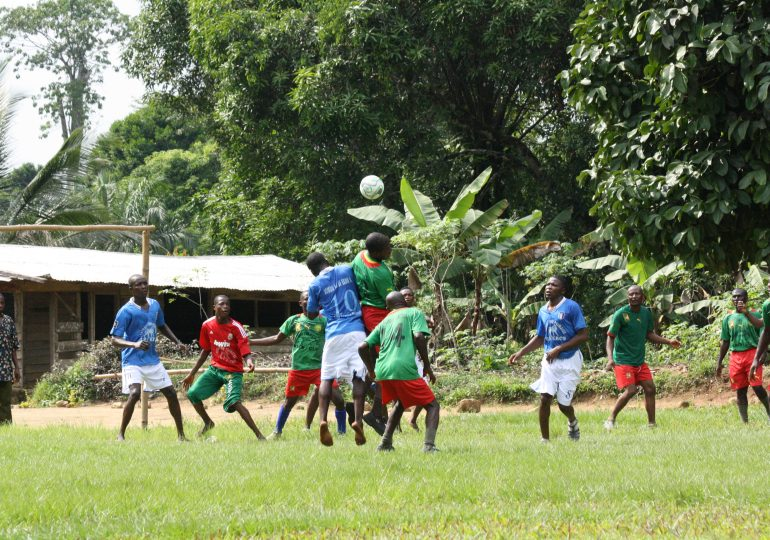 NGO Uses Football To Ease Village-Park Conflict