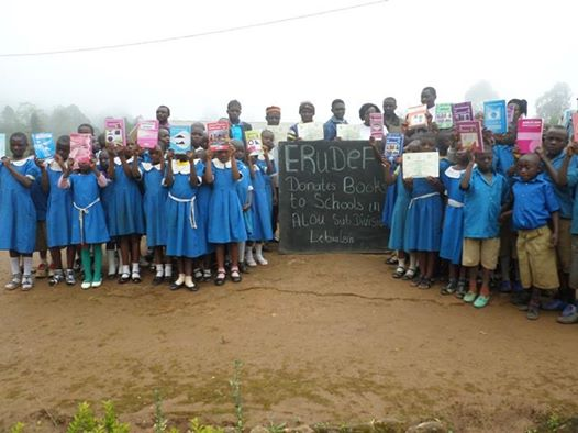 ERuDeF Assists 30 Schools With Materials Worth 2 Million