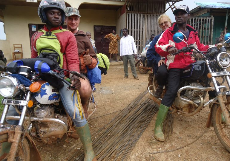 Cross River Gorilla Tour Attracts French Volunteers