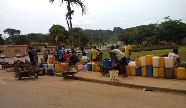 Water Famine Still Haunts Cameroon's Towns