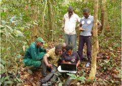 Tofala Eco-guards Trained To Cyber Track Great Apes