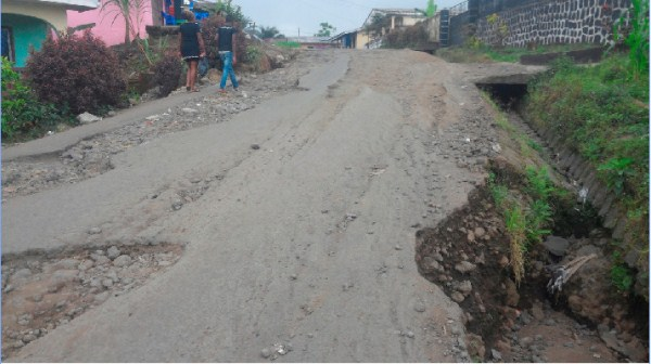 Buea Residents Decry Neglect of Bakweri Town-Sandpit Road