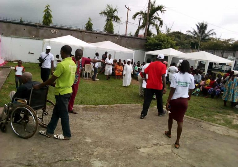 CAWI's Health Outreach Undertaken for Internally Displaced Persons (IDPs) in  Buea
