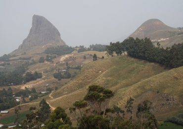 Discover Mt Bamboutos:  Cameroon's Key Watershed with High Diversity Undergoing Depletion