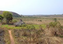 The Adamawa high plateau catchment area under intense modification