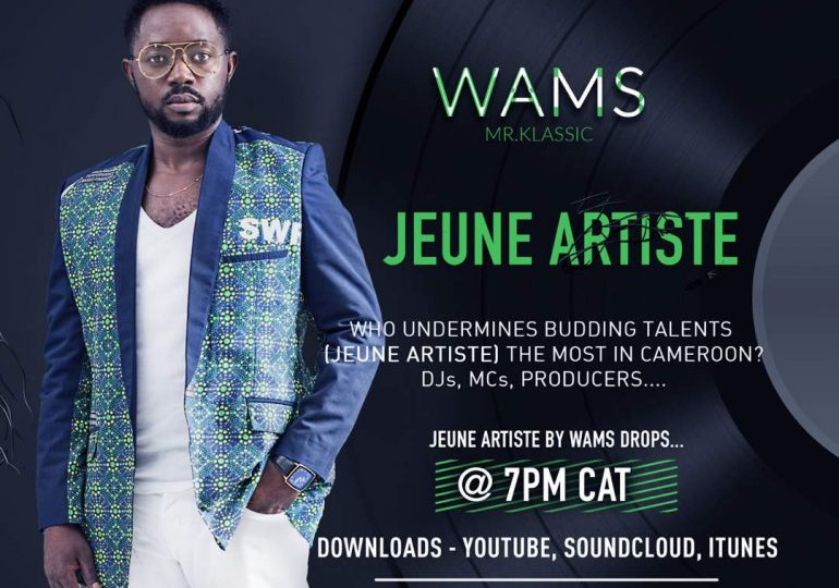 Wams Takes Over Music Airwaves With New Release - JeauneArtiste