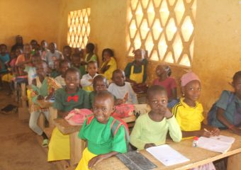 Communities around the Deng Deng National Park in dire need of Education