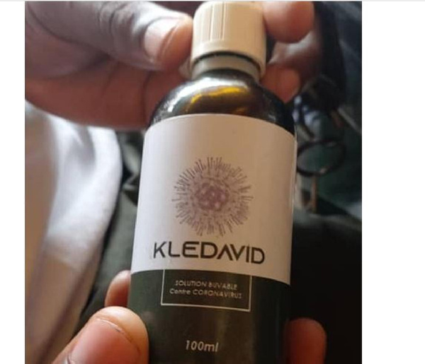 Bishop Kleda rubbishes fake COVID-19 cure circulating on social media