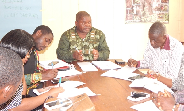 Mak-Betchou, Gov't Estate Not ERuDeF's Reserve - Louis Nkembi