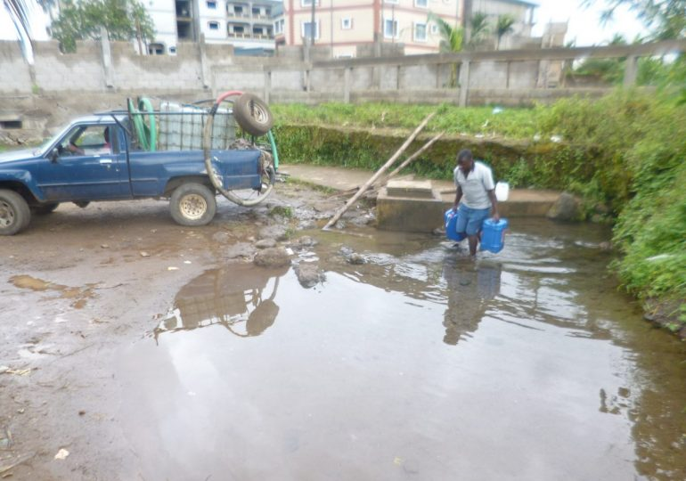 SOS: Mile 18-Buea Water Catchment Cries For Help