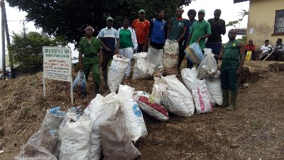 Stop Dumping Waste On Mt. Cameroon - Conservator
