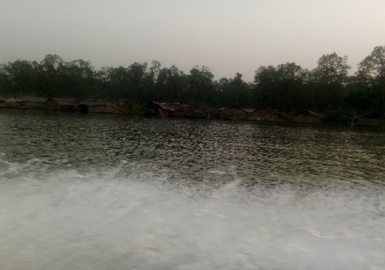 Indiscriminate Fishing, a Major Income Generating Activity within the Mangroves of Bakassi Peninsula