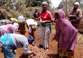 Pastoralists increasingly join the Mount Bambotous Initiative