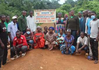 ERuDeF Sensitizes communities for the Creation of two Community Forest between Deng Deng National Park and Belabo Council Forest